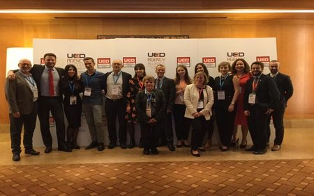 IALC schools celebrated at Turkey Roadshow and UED Awards