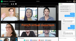 Learn French Online with alpha.b – Read about Annie's experience...