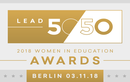 Congratulations to winners of Lead5050 Women in International Education Awards 2018