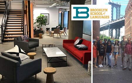 Brooklyn School of Languages is reopening for face-to-face classes in May!