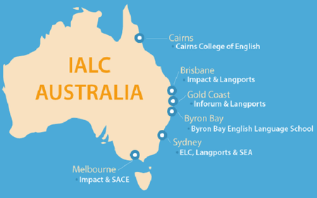 Join the 1st IALC Australia Fam Tour 2018!