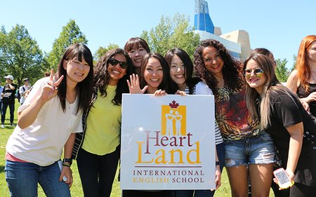 New IALC accredited school Heartland International English School in Winnipeg and Mississauga joins IALC