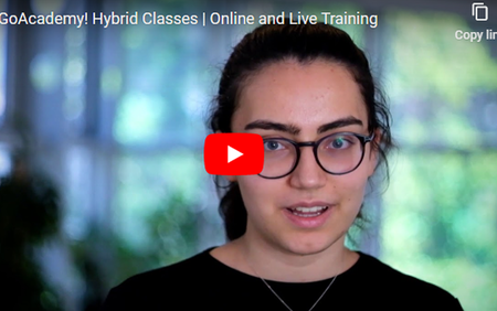 GoAcademy's Hybrid German Language Courses
