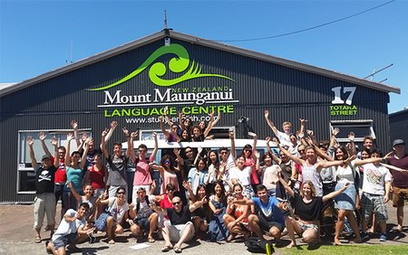 New IALC school: Learn English at Mount Maunganui Language Centre in New Zealand