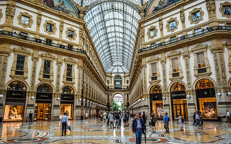 Experience Milan and Learn Italian with Linguadue