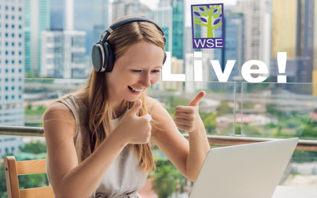 WSE Live! Online courses – Start online, finish in Wimbledon