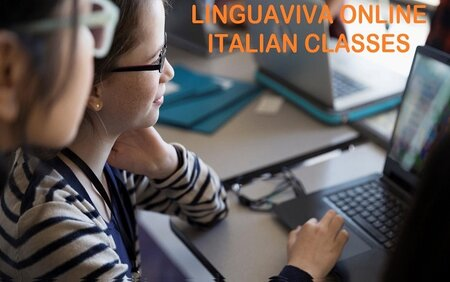 Learn online Italian courses with Linguaviva