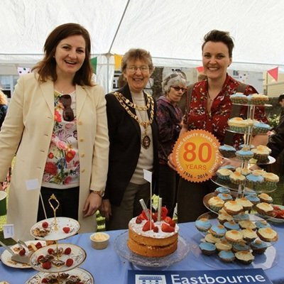 Eastbourne School of English celebrates 80th anniversary