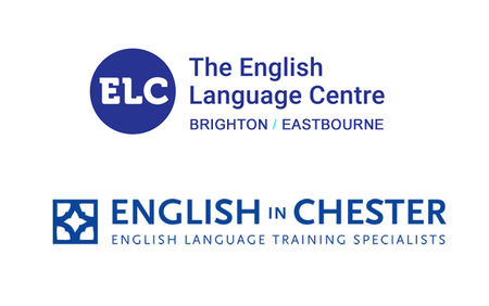 Live Online English with ELC Brighton / Eastbourne & English in Chester