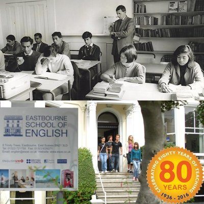 ESOE celebrates 80 years of teaching English in Eastbourne