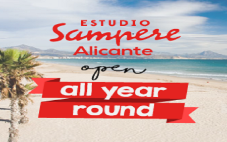 Estudio Sampere Alicante is now a year round school