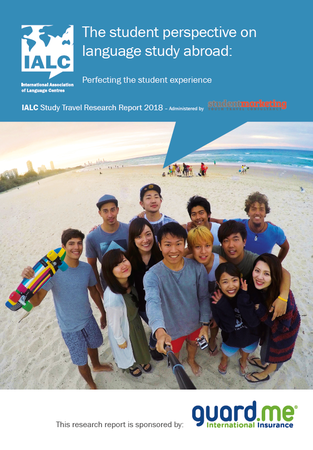 Download the IALC 2018 Research Report: Perfecting the student experience today!