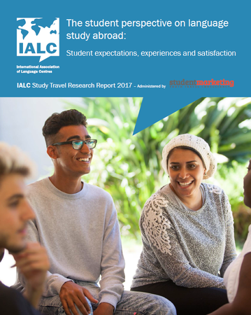 The IALC Study Travel Research Report 2017 is coming soon