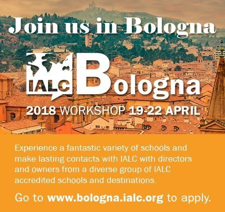 We are now accepting agent applications for the IALC 2018 Bologna Workshop!