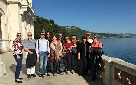 Agents continue the fantastic feedback on IALC fam-trips throughout Italy after IALC Bologna Workshop