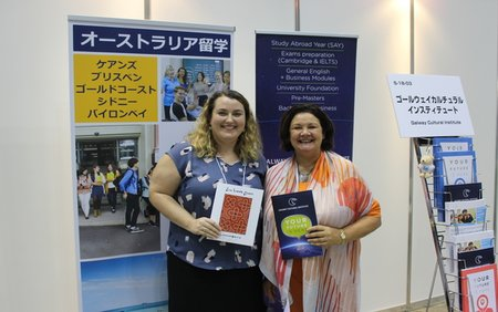 IALC discusses with Galway and Lanports industry trends and opportunities at Tokyo Tourism Expo 2018
