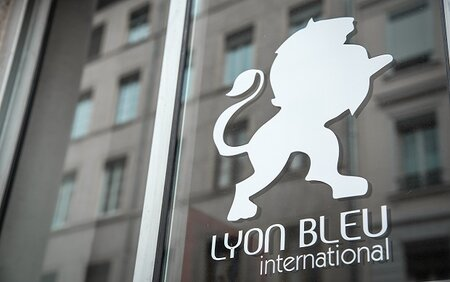 Students return to Lyon Bleu for French language immersion courses!