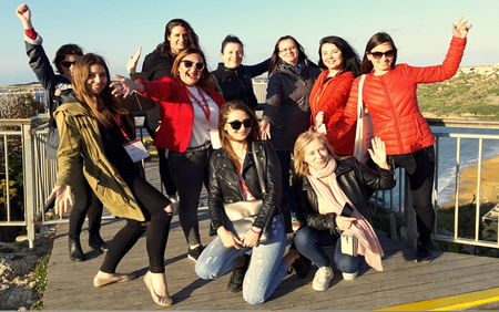 IALC accredited BELS language schools host agent Fam-trips in Malta & Gozo